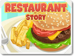 restaurant story play online