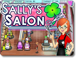 Salon Games