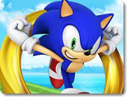 play sonic dash free