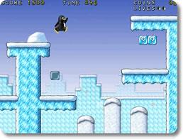 penguin online game
