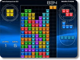 Tetris Instant Win Game - Read the Review and Play for Free