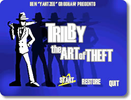 Trilby: The Art of Theft