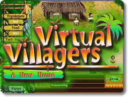 WatFile.com Download Free Virtual Villagers: A New Home Game - Download and Play Free Version!
