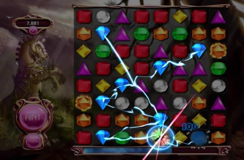 Bejeweled 3 hyper cube