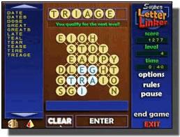 Letter Linker Free Online Game