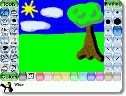 tux paint game online - photo #4