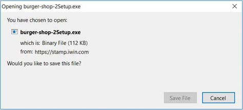 Firefox download steps