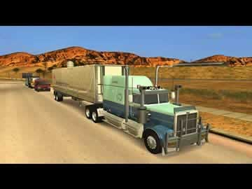 18 Wheels of Steel: Extreme Trucker - Screen 2