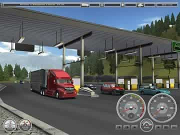 18 Wheels of Steel - Haulin - Screen 1