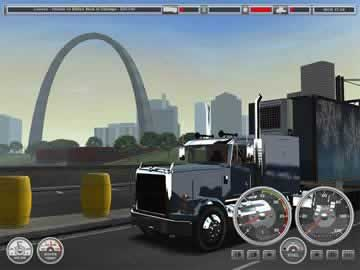 18 Wheels of Steel - Haulin - Screen 2