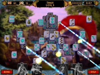 7 Hills of Rome: Mahjong - Screen 1