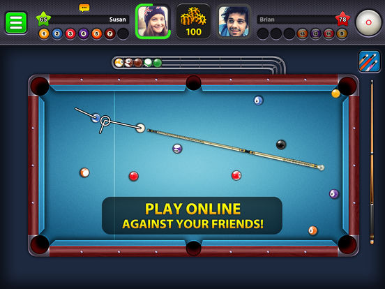 8 Ball Pool - Screen 1