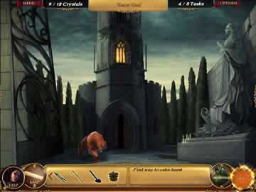 A Gypsy's Tale: The Tower of Secrets - Screen 1