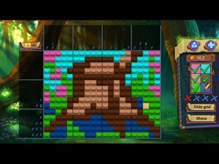 Adventure Mosaics - Forest Spirits - Screen 1