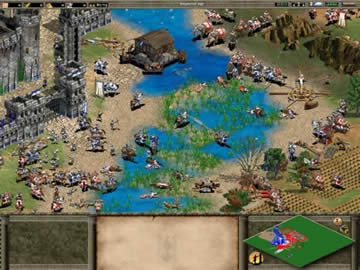 Age of Empires 2 - Screen 1