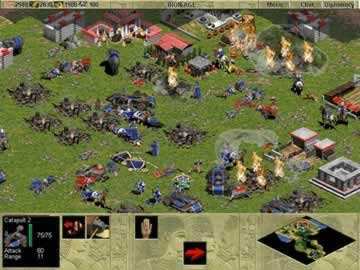 Play age of empires 2 the conquerors online for free.