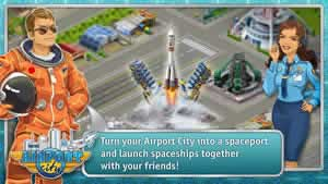 Airport City - Screen 1