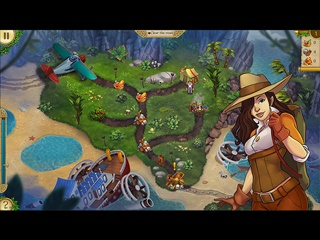 Alicia Quatermain 4: Da Vinci and the Time Machine Collector's Edition - Screen 1