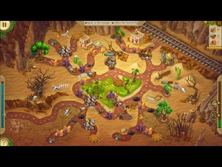 Alicia Quatermain and the Stone of Fate CE - Screen 1