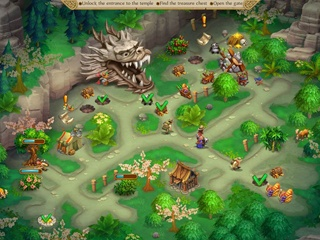 Alicia Quatermain: Secret of the Lost Treasures Collector's Edition - Screen 2