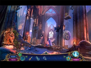 Amaranthine Voyage: The Obsidian Book CE - Screen 1