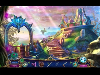 Amaranthine Voyage: The Obsidian Book CE - Screen 2