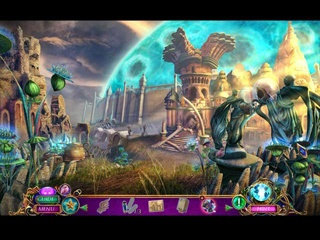 Amaranthine Voyage: The Orb of Purity Collector's Edition - Screen 1