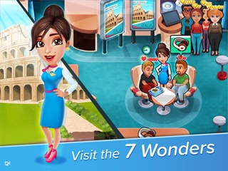 Amber's Airline - 7 Wonders - Screen 1