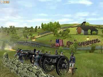 American Civil War: Gettysburg - Screen 1