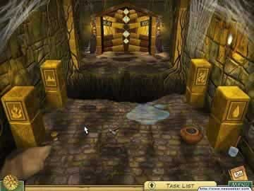 Ancient Secrets: Quest For The Golden Key - Screen 1