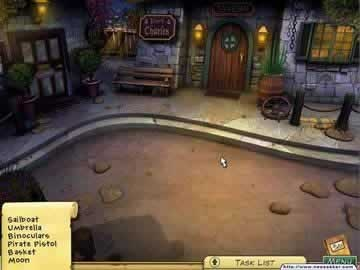 Ancient Secrets: Quest For The Golden Key - Screen 2
