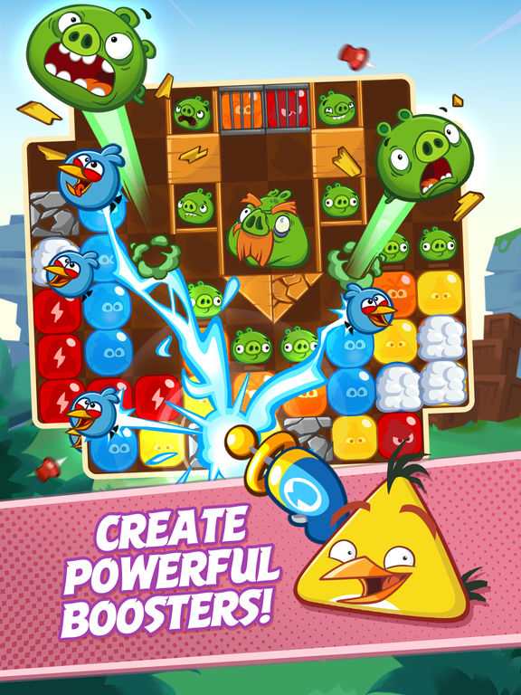 Angry Birds Blast - Screen 2
