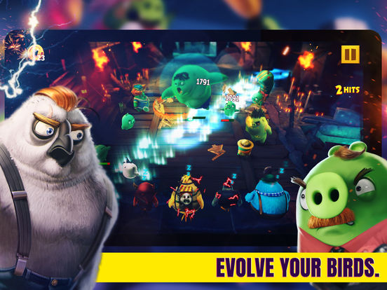 Angry Birds Evolution - Screen 2