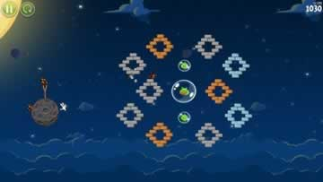 Angry Birds Space - Screen 2