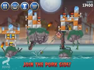 Angry Birds Star Wars II Mobile - Screen 1