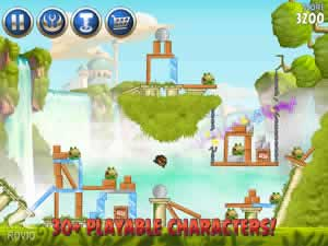 Angry Birds Star Wars II Mobile - Screen 2