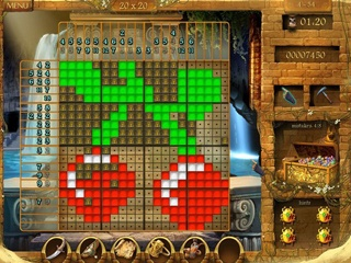 Arizona Rose Puzzle Pack - Screen 1