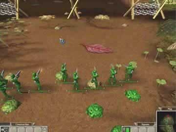 Army Men RTS - Screen 2