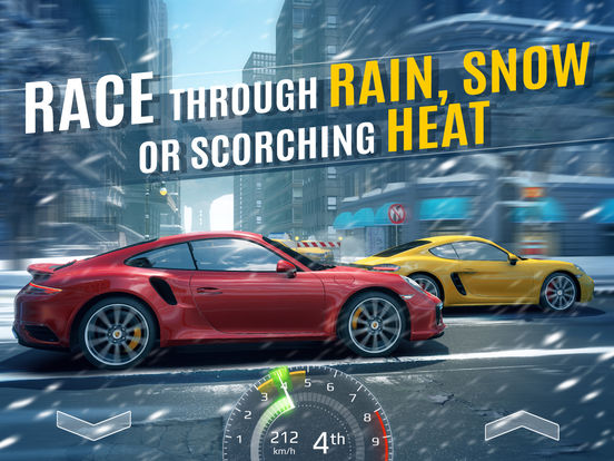 Asphalt Street Storm Racing - Screen 1