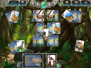 Avalon Legends Solitaire 2 - Screen 2