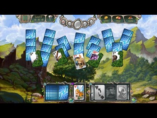 Avalon Legends Solitaire 3 - Screen 2
