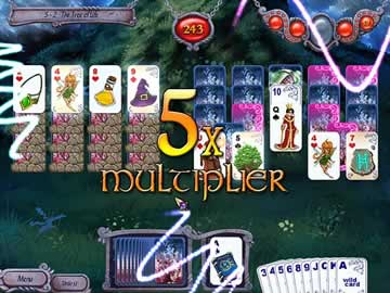 Avalon Legends Solitaire - Screen 2