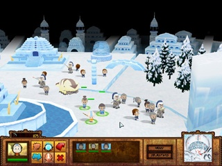 Avatar Bobble Battles - Screen 1