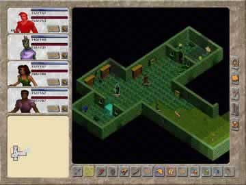 Avernum 4 - Screen 1