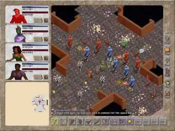 Avernum 4 - Screen 2