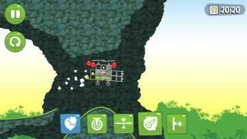 Bad Piggies - Screen 1