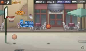 Basketball Shoot - Screen 2