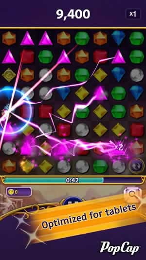 Bejeweled Blitz - Screen 2