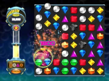 Bejeweled Twist - Screen 2