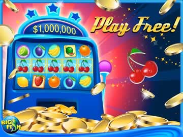 Big Fish Casino - Screen 1